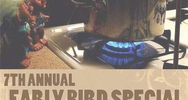 The Bird's The Word (Hummingbird- Not the Turkey Bird)