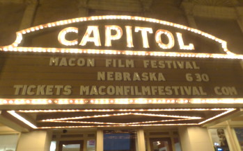 Macon Film Festival for the First Time