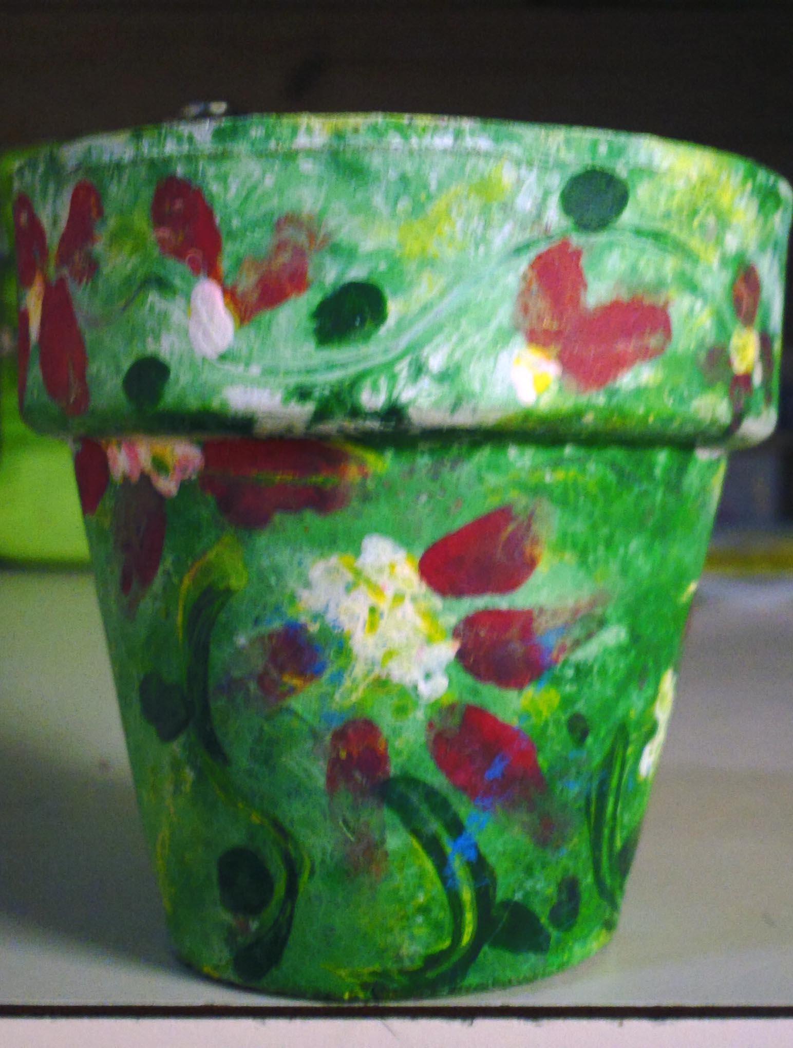 Craft Paint Turquoise  Oz