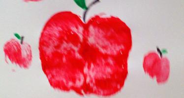 Mizz Mac's Print An Apple