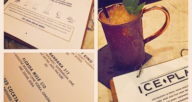 Locally Grown: Good Food, Good Drink; The Ice Plant Bar