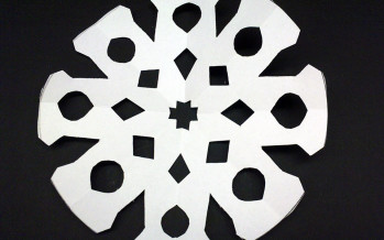 Cool Snowflakes for Inside Fun