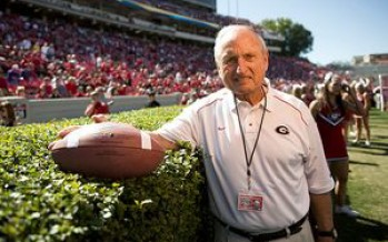 Herschel, Bo, and Vince Dooley: An interview with Coach Dooley for Historic Macon's Design Wine Dine event