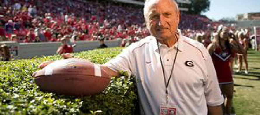Herschel Bo And Vince Dooley An Interview With Coach Dooley For