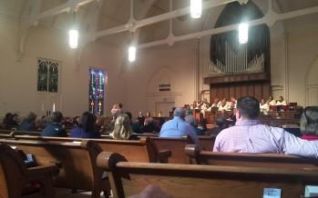 Tour of Macon Churches: Take 5