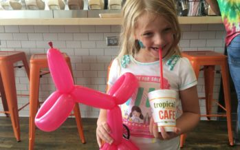 Tasty Tuesday: Tropical Smoothie Cafe
