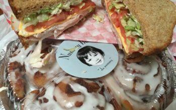 Tasty Tuesday: Nummy Buns & a Sandwich