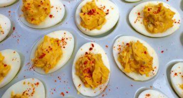 The Official Southern Bon Vivant Deviled Eggs