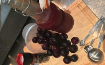Thirsty Thursday With Muscadines…. Not Wine