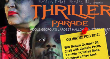 Macon's Thriller Parade Postponed One Year: Promises to Grow Bigger & Better!