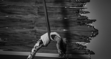 The Fit & Fun of Aerial Yoga