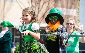 This Small Town Boasts Loads of St. Patrick's Day Fun